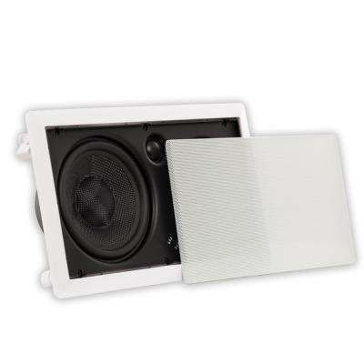 Deluxe 6.5 in. In-Wall Compact Center Channel Speaker