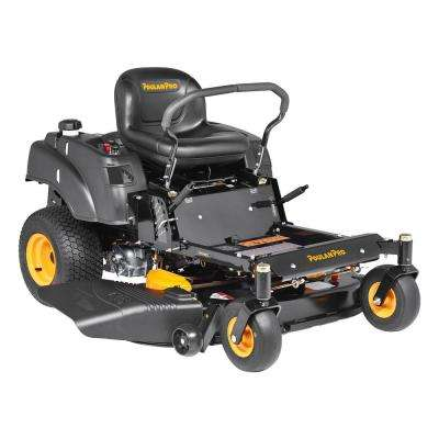 PPX46Z 46 in. 22 HP Gas Hydrostatic Zero Turn Riding Mower