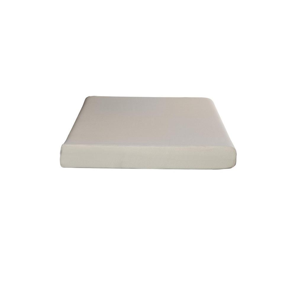 signature sleep memoir 8 twin medium to firm memory foam mattress