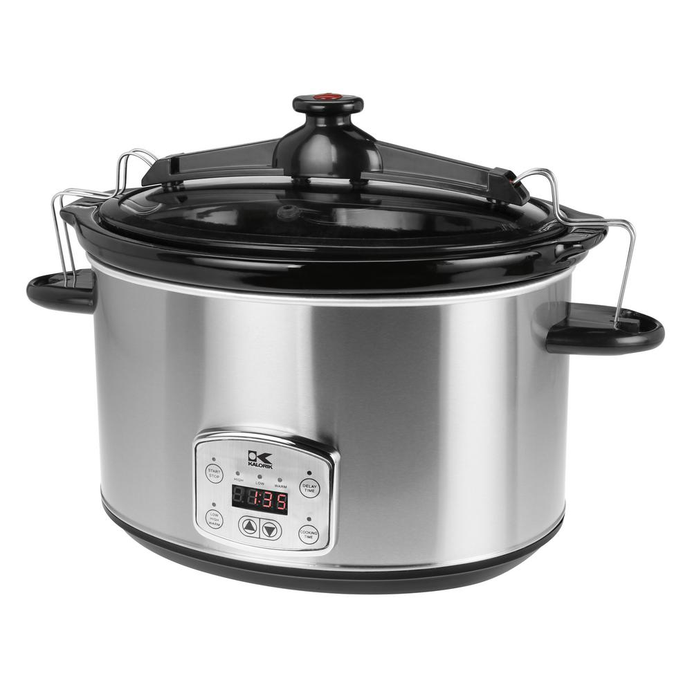 KALORIK 8 Qt. Slow Cooker