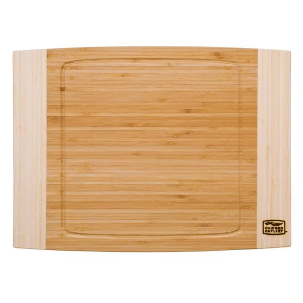 Chicago Cutlery Woodworks 12 in. x 16 in. Cutting Board 1079828