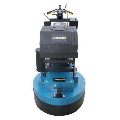 LX-30 30 in. Floating Head Concrete Grinder