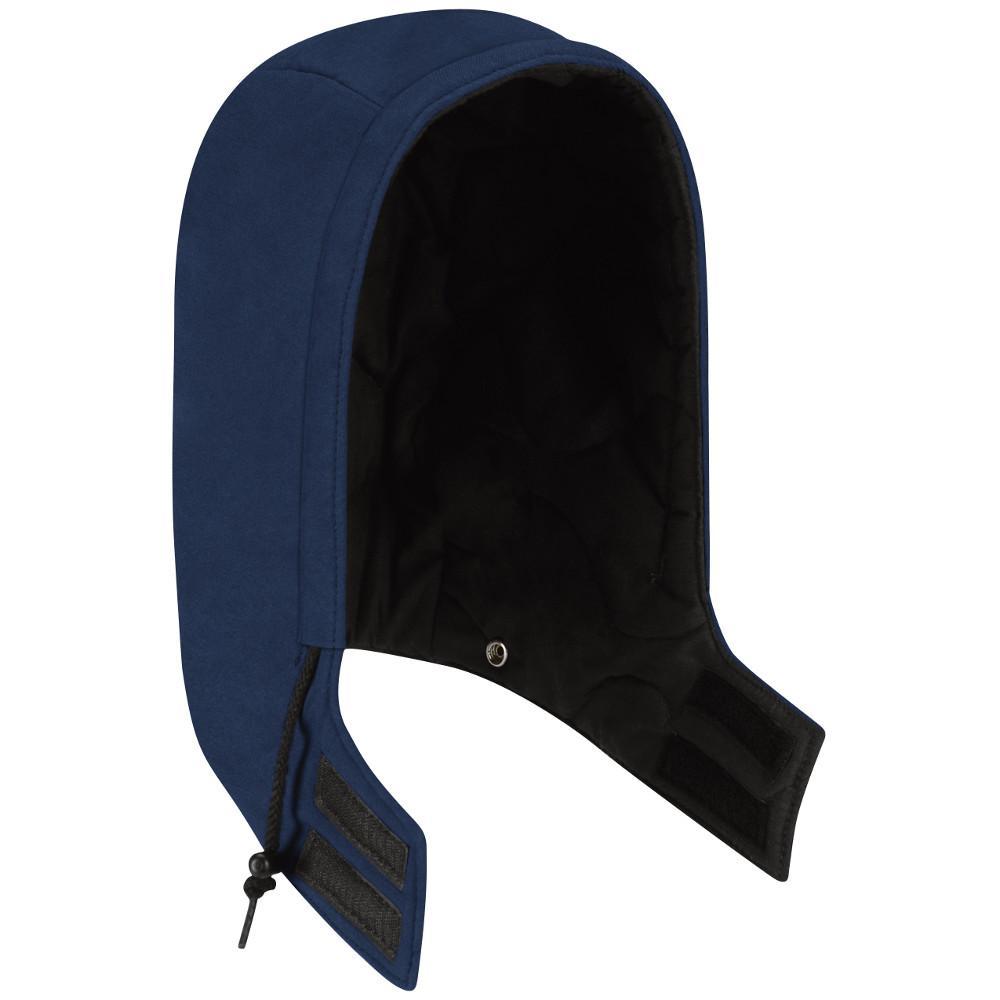 Nomex IIIA Men's Medium Navy Universal Fit Snap-On Insulated Hood