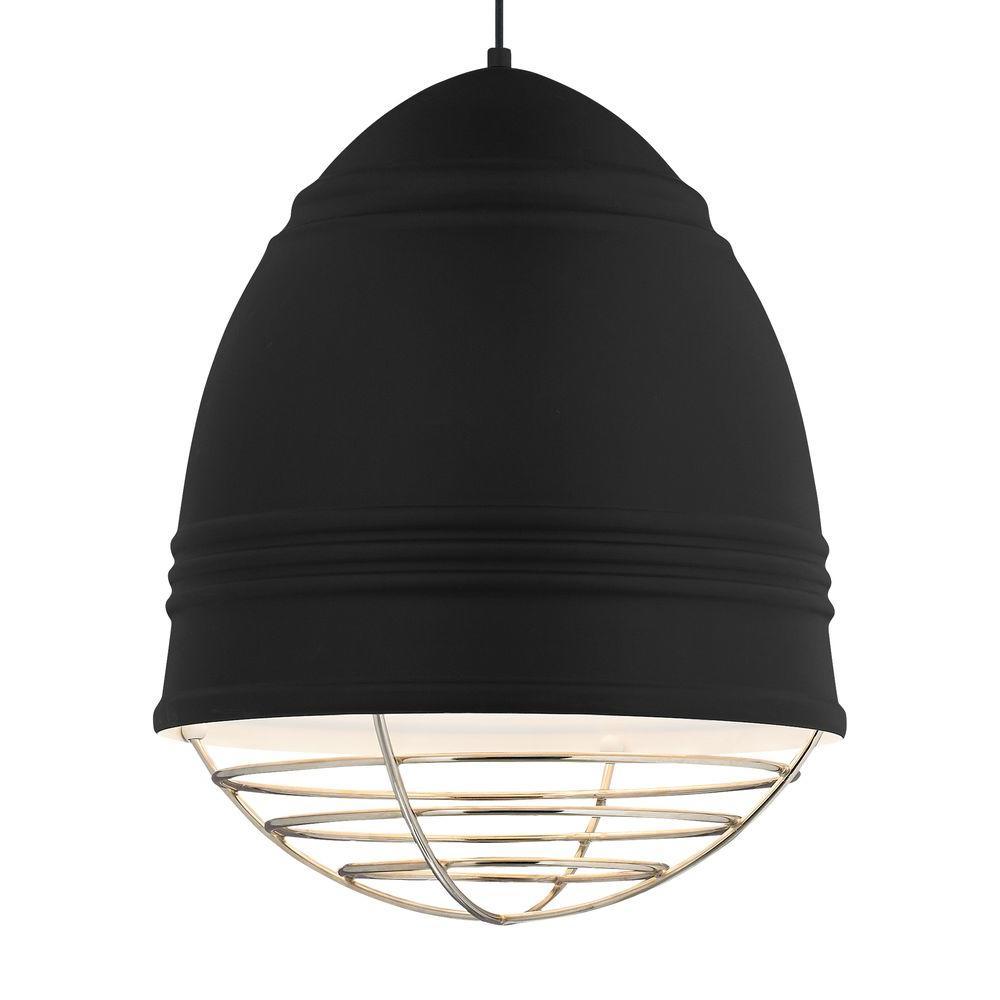 the lighting loft. LBL Lighting Loft Grande Black Led Line-Voltage Pendant The I