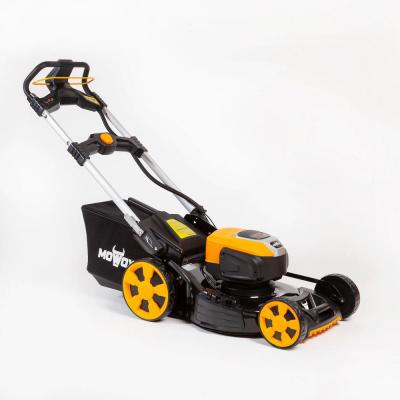 20 in. 82-Volt Self-Propelled Cordless Walk Behind Mower with 5.0 Ah Battery and Charger