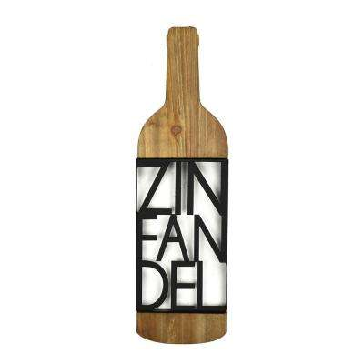Tinley Wooden Zinfandel Sign