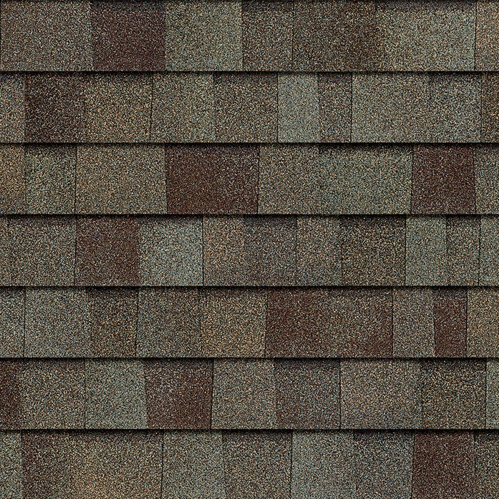 Owens Corning Trudefinition Duration Storm Algae Resistant Driftwood Architectural Shingles 32 8 Sq Ft