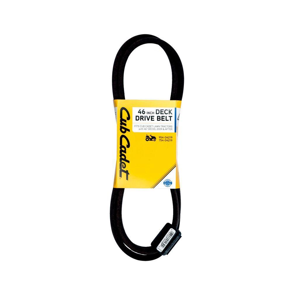 46 in. 1000 LTX Deck Belt
