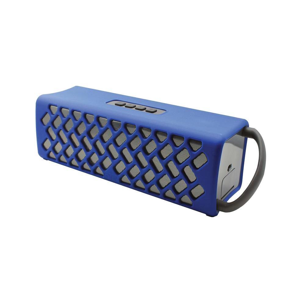 Wake Portable Bluetooth Speaker - Blue