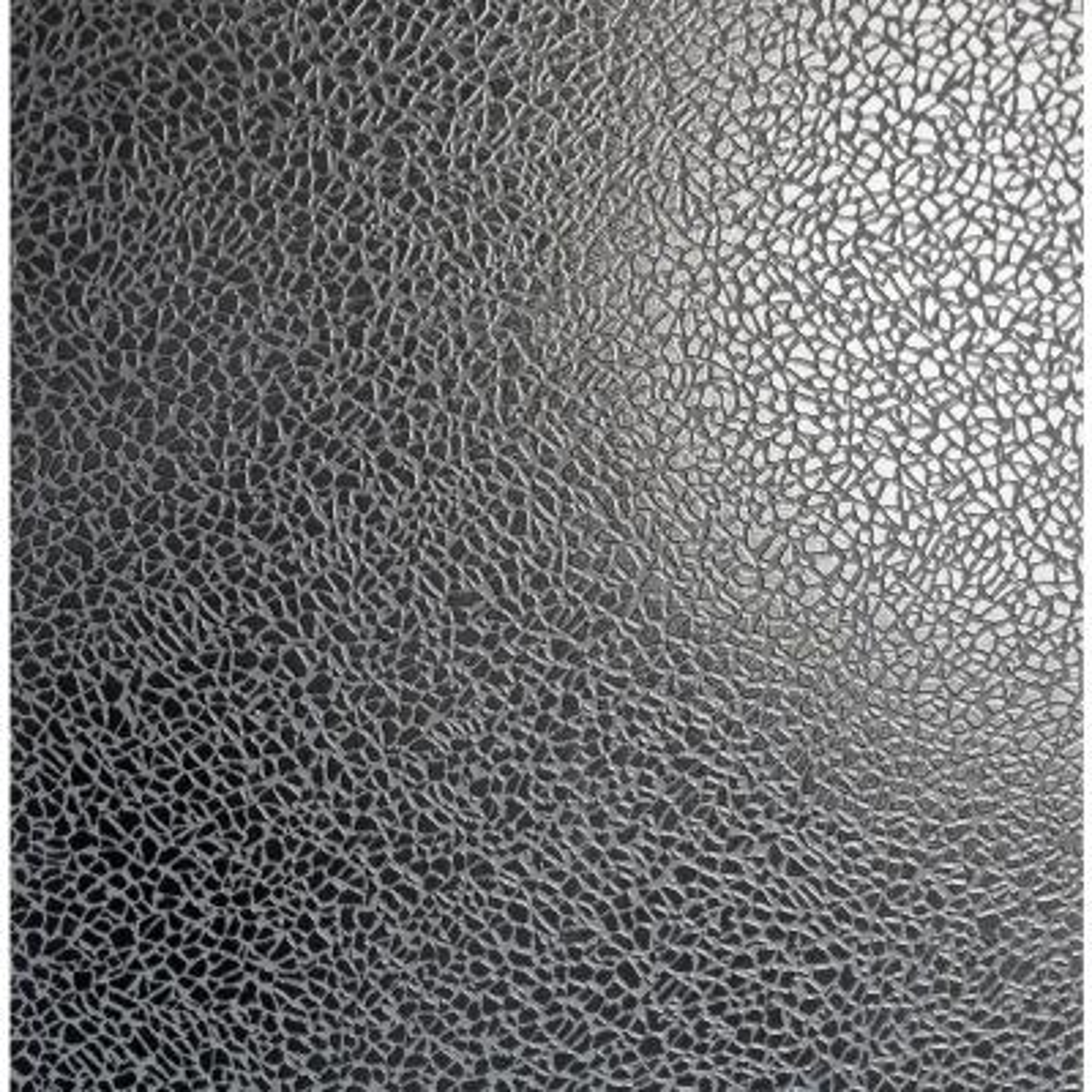 Harrington Grey Mirror Texture Wallpaper