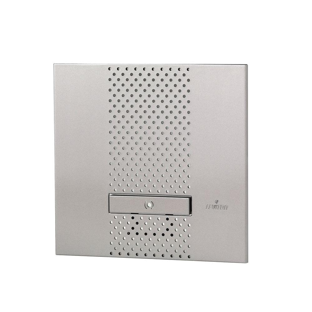 Leviton Structured Media Intercom Station Cover and Button Color Change Kit, Soft Blush-DISCONTINUED