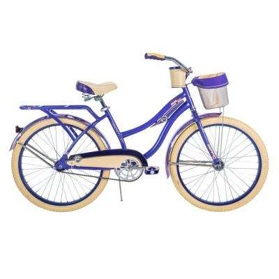 Deluxe 26 in. Adult Classic Cruiser Bike