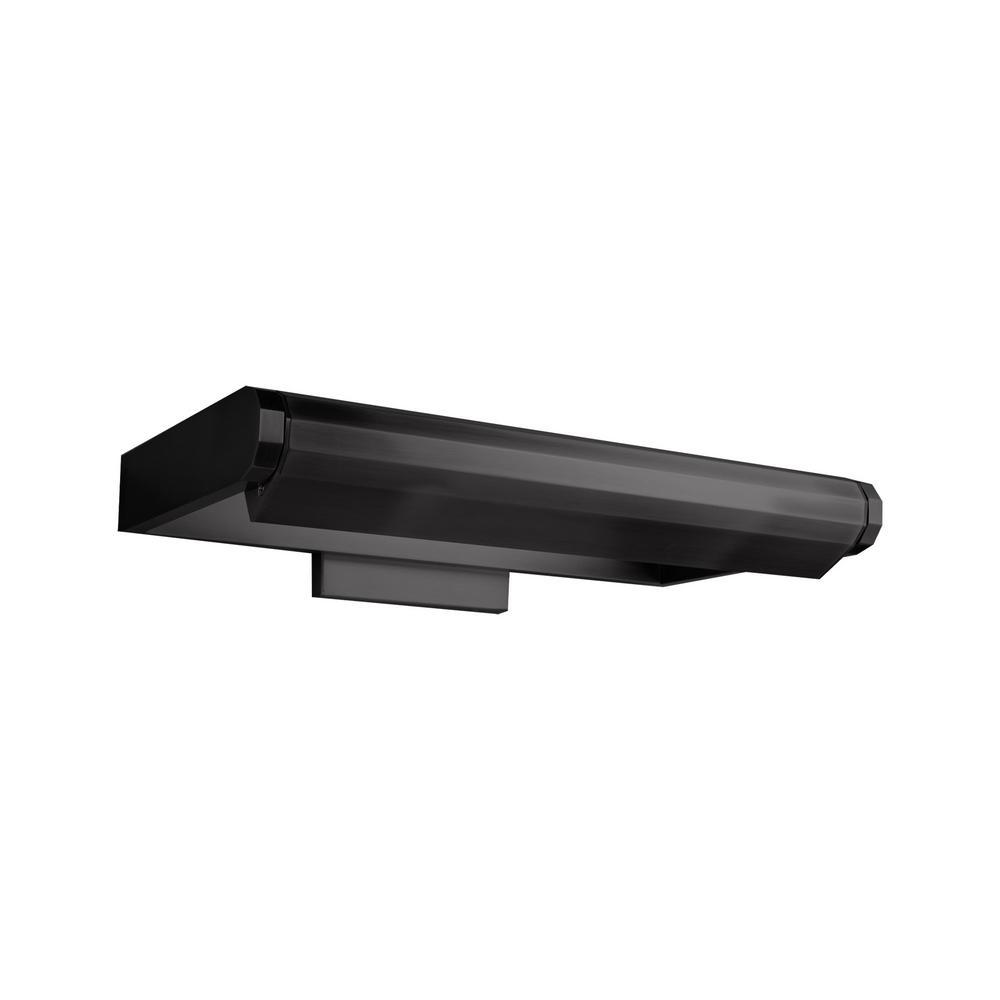 Kent 17 in. Black LED Adjustable Picture Light, 3000K