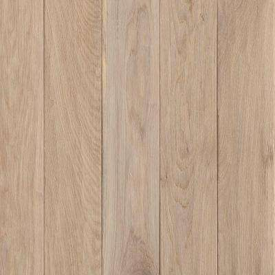 American Vintage Scraped By the Sea Oak 3/4 in. T x 5 in. W x Varying L Wide Solid Hardwood Flooring (23.5 sq. ft./case)