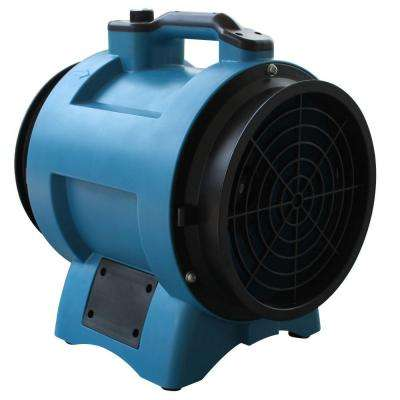12 in. Variable Speed Industrial Confined Space Fan