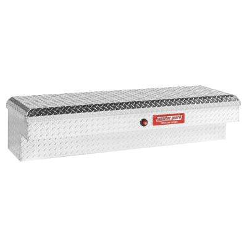 Defender Aluminum Lo-Side Truck Box (58 in. x 15 in. x 13 in.)