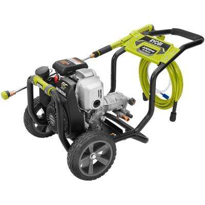 3,300 PSI 2.4 GPM Honda Gas Pressure Washer