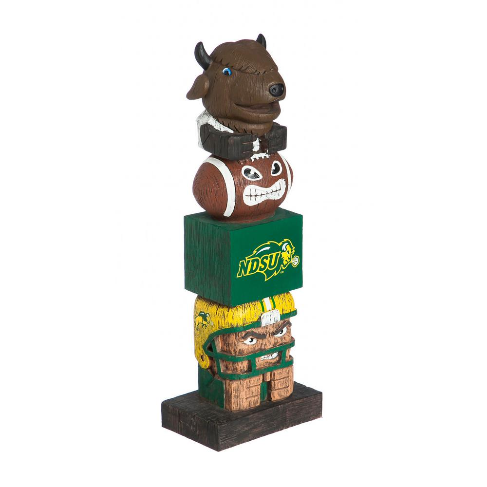 North Dakota State University Tiki Totem Garden Statue