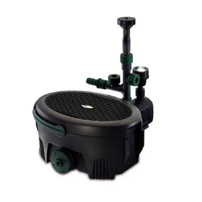 Aquagarden 600 GPH in Pond All-in-One Pump