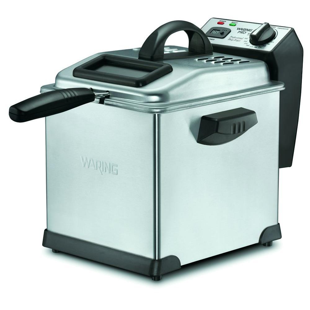 Waring Pro Digital 3 qt. Deep Fryer