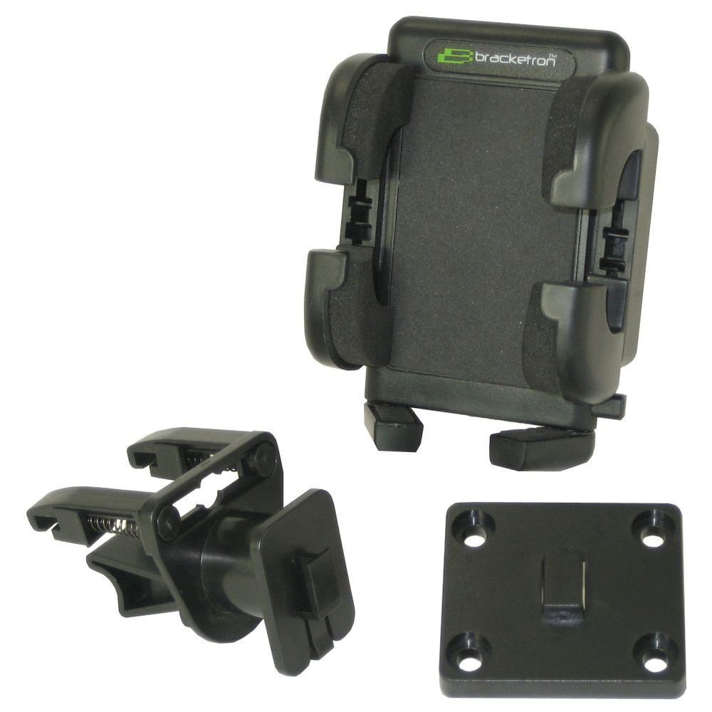 Bracketron Grip It Gps And Mobile Device Holder Black