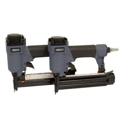 1-1/4 in. x 18-Gauge Brad Nailer and Narrow Crown Stapler Combo Kit