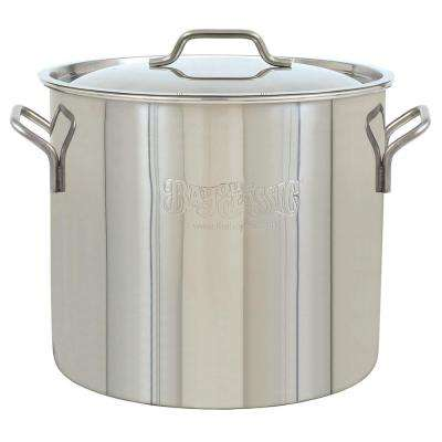 30 qt. Brew Kettle Stainless Steel Stockpot