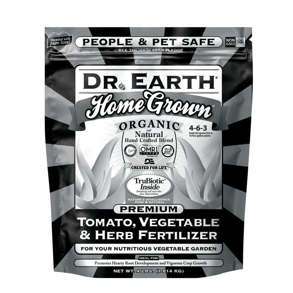 4 lb. Black Label Home Grown Tomato, Vegetable, Herb Fertilizer