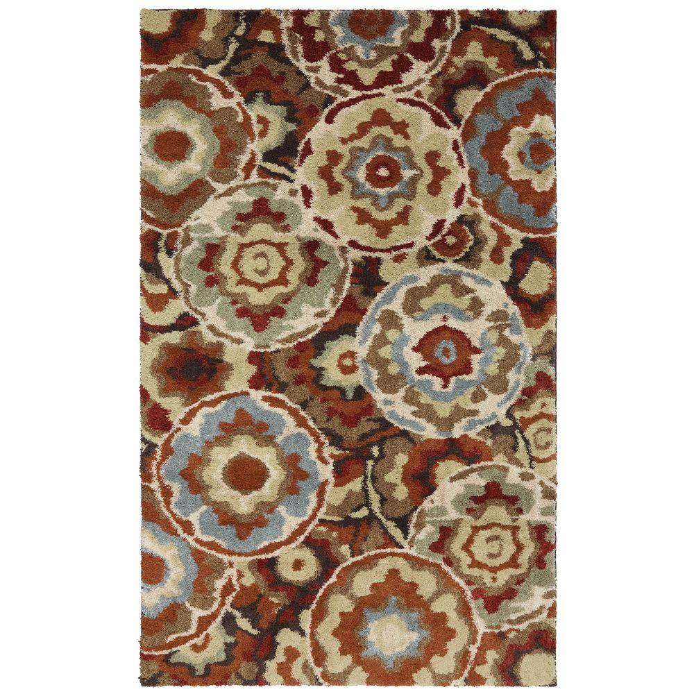 American Rug Craftsmen Timberlake Picante 8 ft. x 11 ft. Area Rug