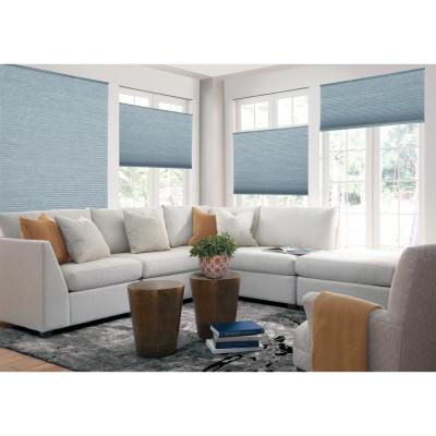 Designer Light Filtering Cellular Shade