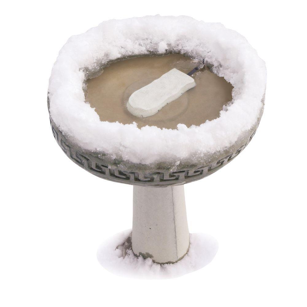 Ice Eliminator Birdbath De-Icer