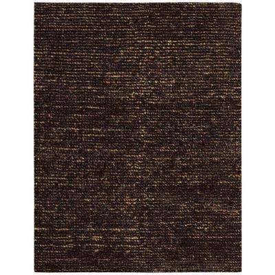 Fantasia Brown 6 ft. x 7 ft. Area Rug