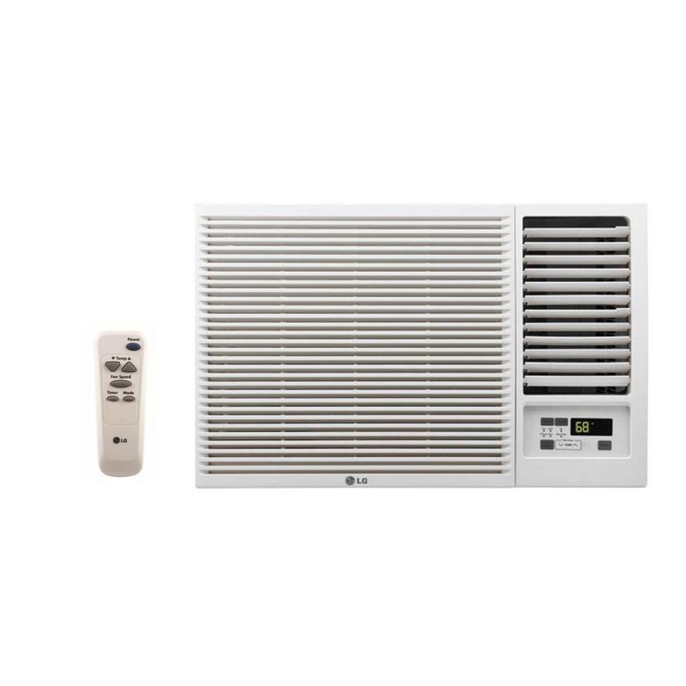 LG Electronics 18,000 BTU 230/208-Volt Window Air Conditioner - Sale: $594.15 USD (15% off)