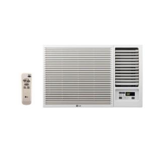 LG Electronics 18,000 BTU 230/208-Volt Window Air Conditioner with Cool,  Heat and Remote in White-LW1816HR - The Home DepotThe Home Depot