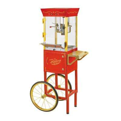 Vintage Collection 1 Gal. Circus Cart Popcorn Maker