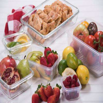 Fresh Glass Food Storage Container
