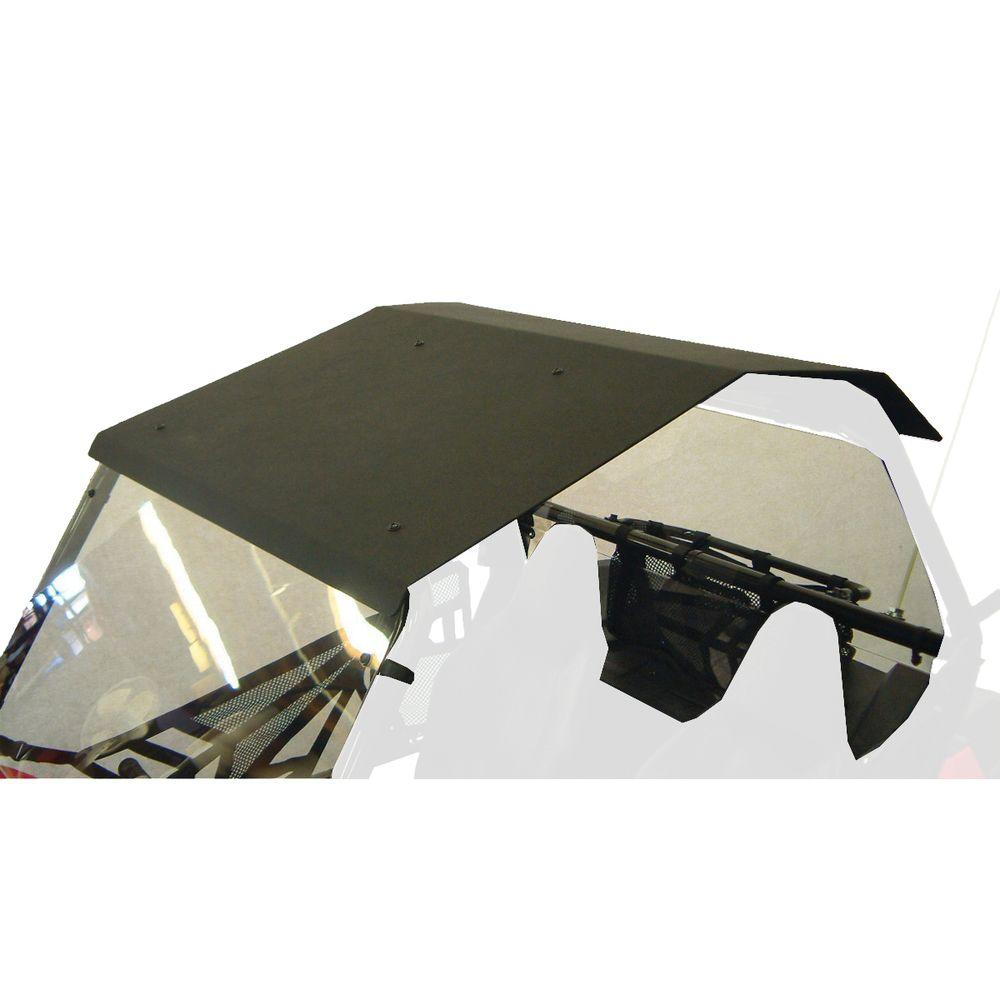 Polaris RZR Youth 170 Roof Front and Rear Windshield Combo
