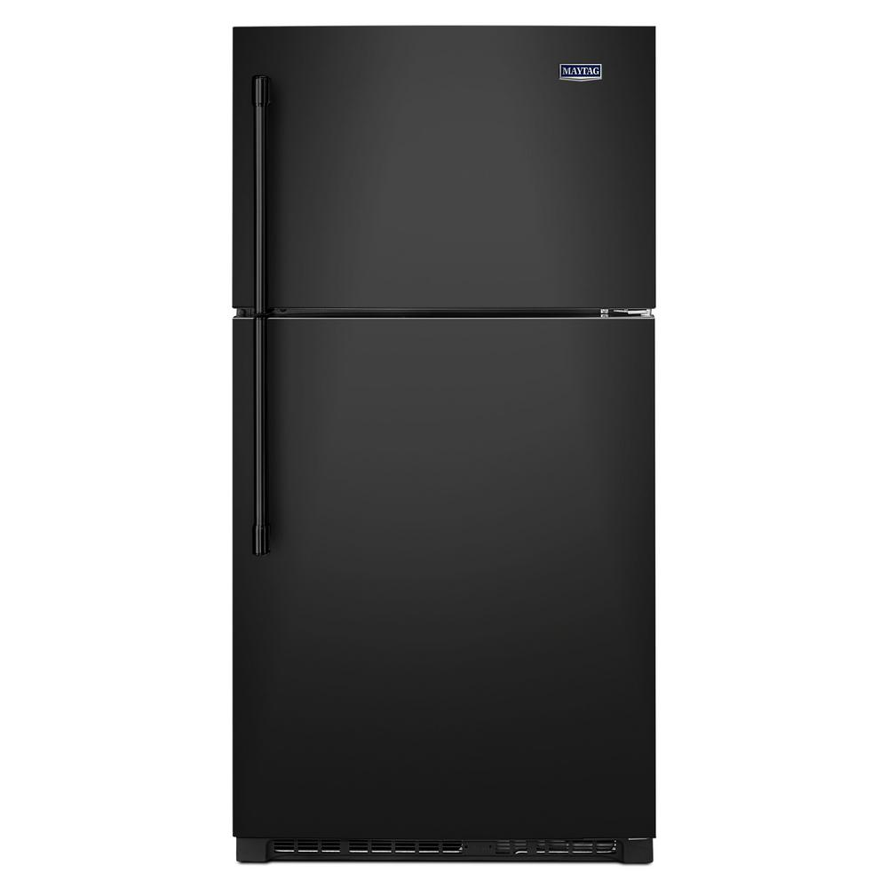 Whirlpool 33 In W 22 Cu Ft Side By Side Refrigerator In