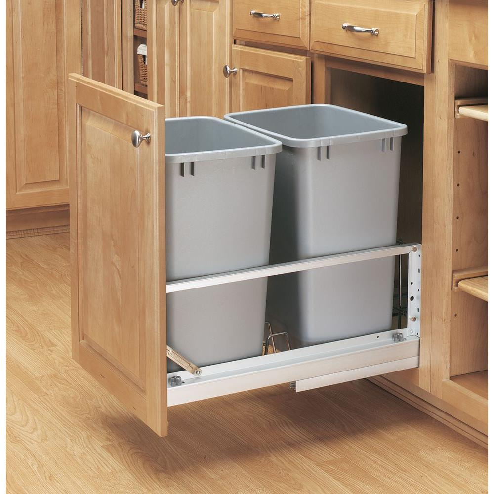 Rev A Shelf 19 In H X 14 75 In W X 22 In D Base Cabinet: Rev-A-Shelf 19.25 In. H X 10.62 In. W X 22 In. D Single 35