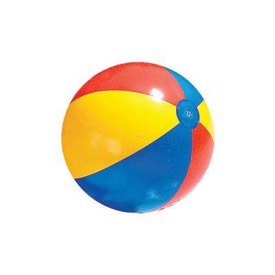 46 in. Classic 6-Panel Jumbo Beach Ball