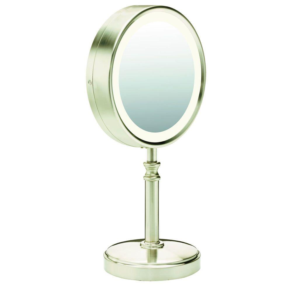 Conair Flourescent Lighting Double-Sided Mirror