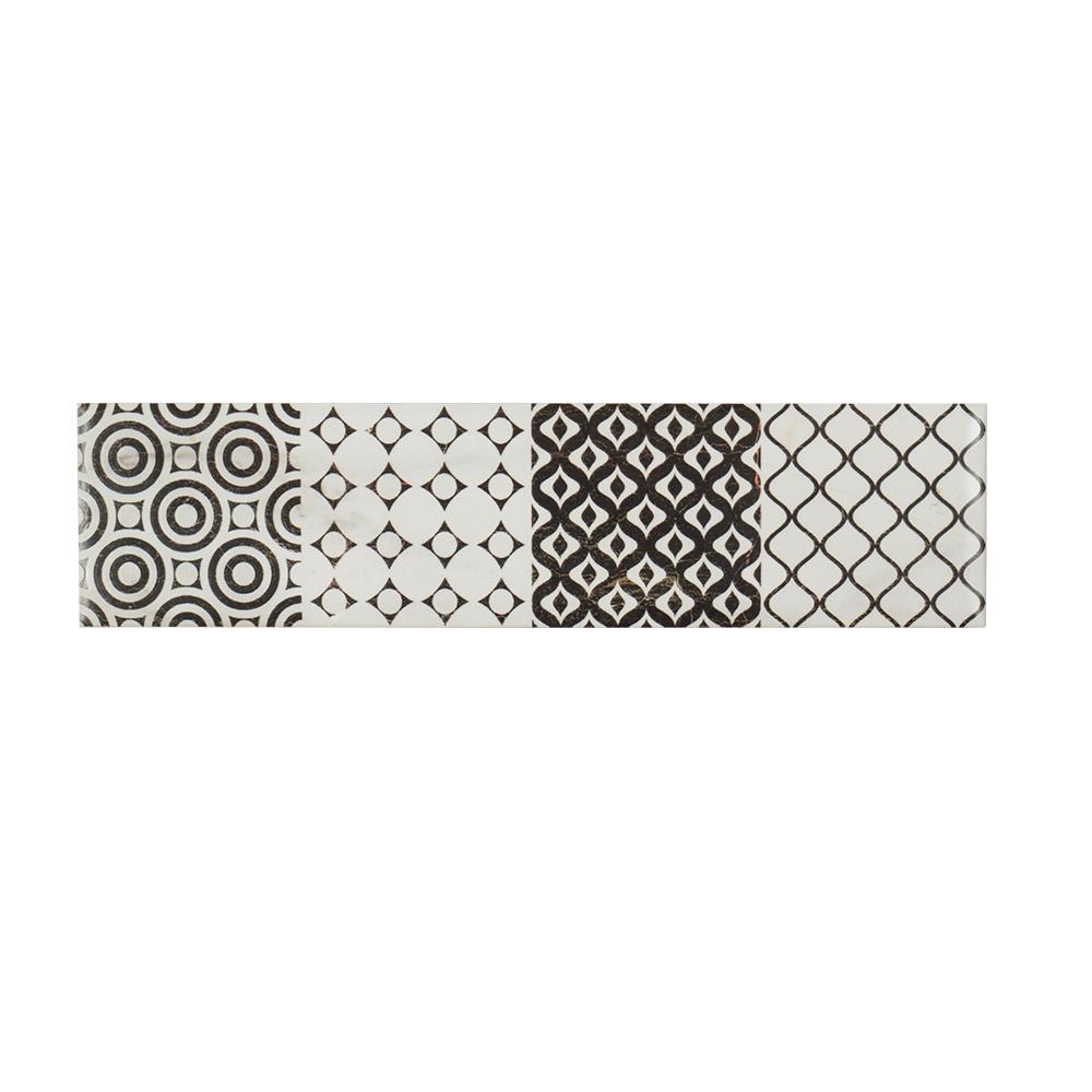 Mercantile 2-7/8 in. x 11-3/4 in. Ceramic Wall Tile (5.6301 sq.
