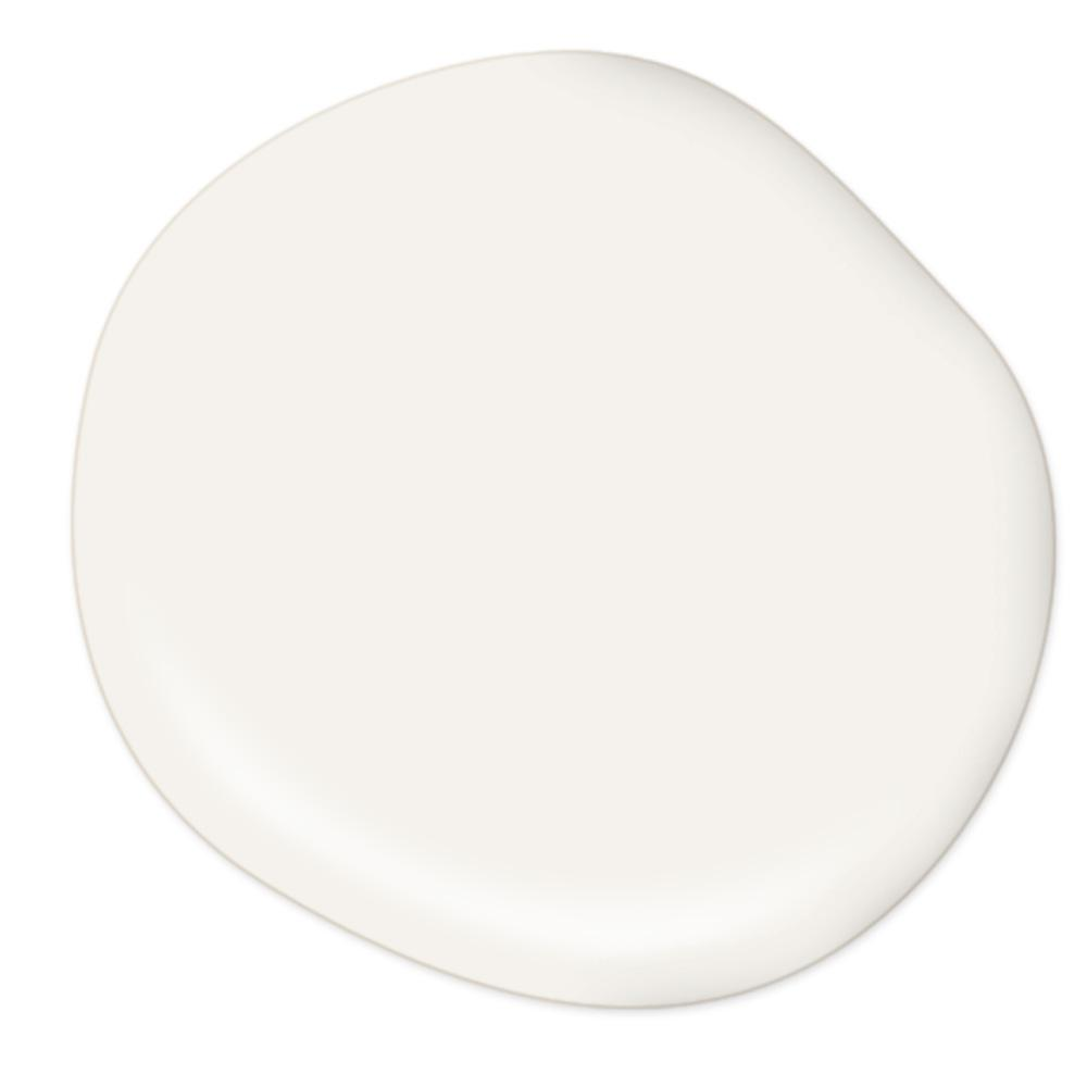 Check out Behr Bit of Sugar - a beautiful paint color for interiors and trim.