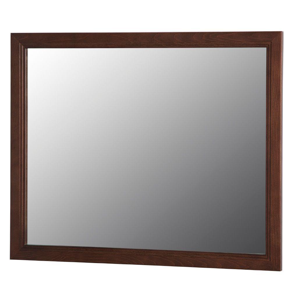 Bathroom Mirrors Wood