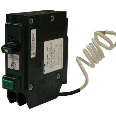 CL 20 Amp 1-Pole Combination Arc Fault Circuit Breaker