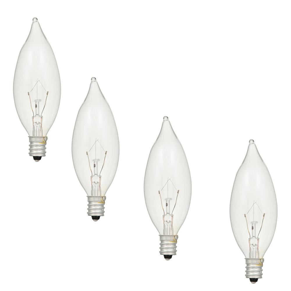 Double Life B10 Incandescent Light Bulb