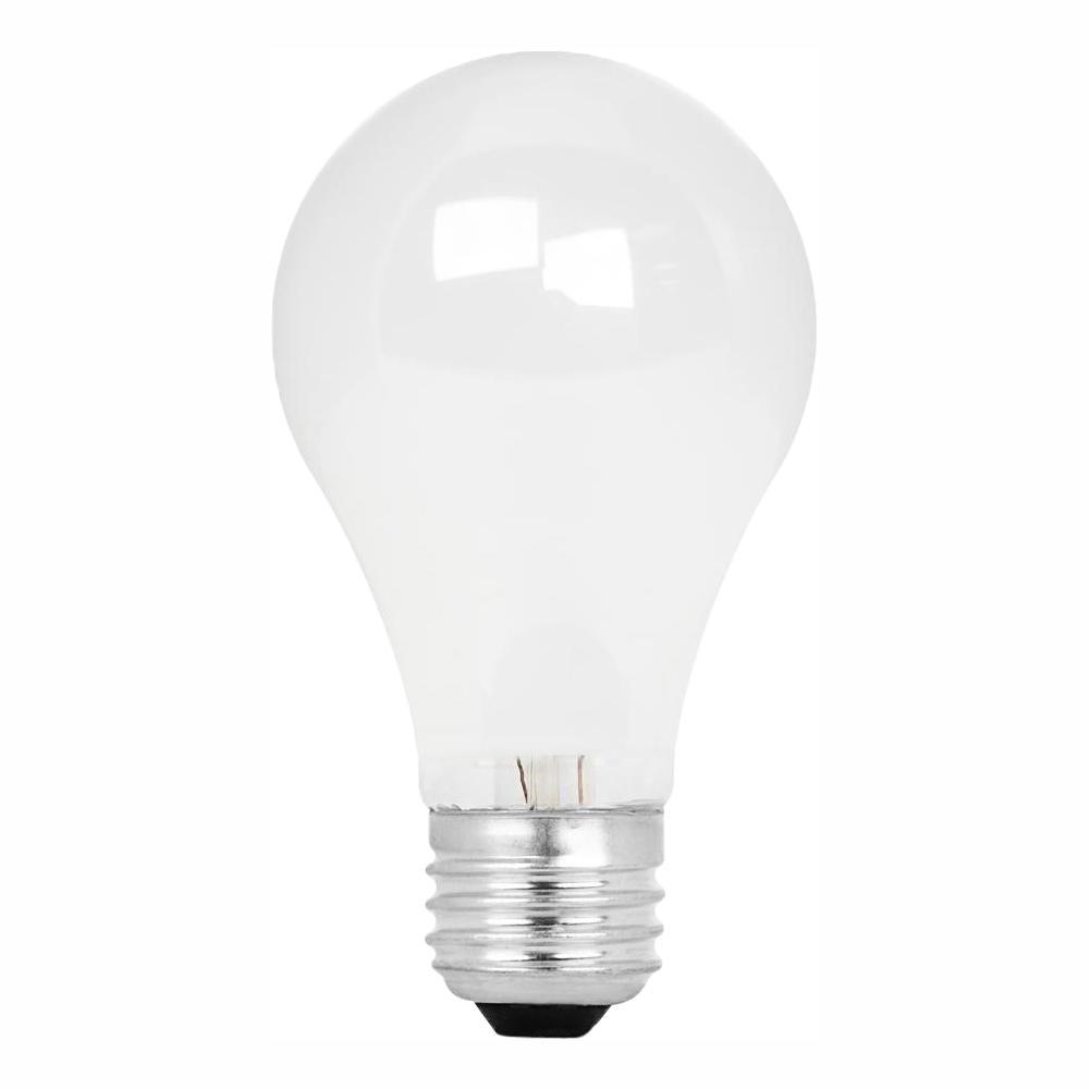 Feit Electric 29-Watt Warm White (3000K) A19 Dimmable Energy Saver Halogen Light Bulb (96-Pack)