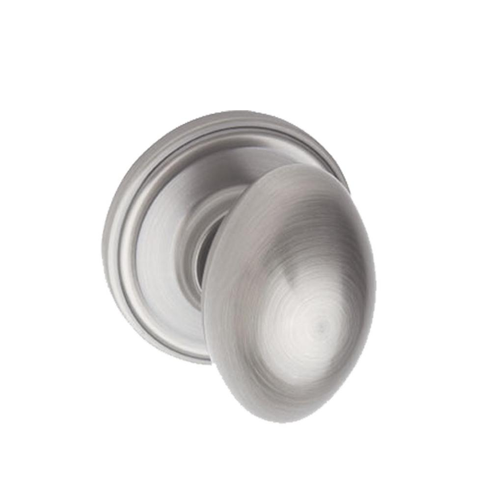 Egg Satin Stainless Dummy Knob