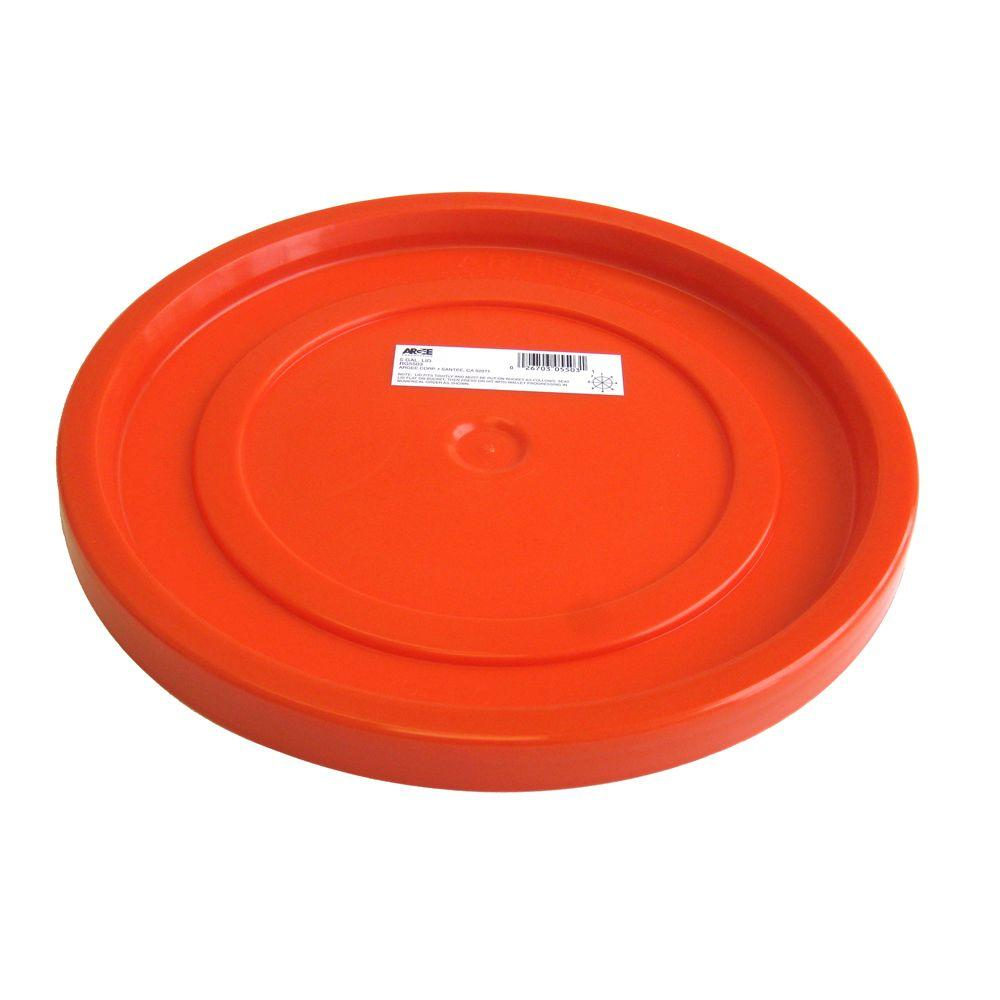 The Home Depot 5 gal. Bucket Lid (10-Pack)