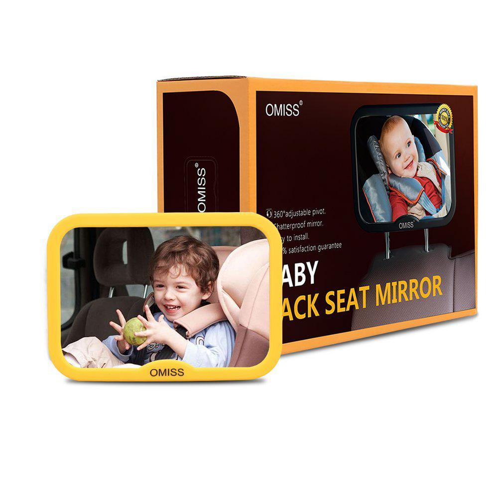 Baby Car Mirror Fashion Style Rear Facing to See Babies with